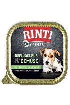 Rinti Dog vanička Feinest drůbež+zelenina 150g