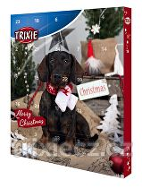 Vánoční Adventní kalendář pro psy 440g TR*