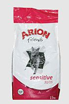 Arion Cat friends Sensitive Lamb Rice 15kg