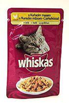 Whiskas kapsa s kuřecím v želé 100g