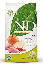 N&D Grain Free DOG Adult Mini Boar & Apple 7kg