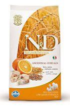 N&D Low Grain DOG Adult Codfish & Orange 800g