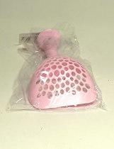 Lopatka na trus CATIT plast Růžová 33cm 1ks