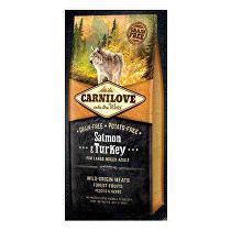 Carnilove Dog Salmon & Turkey for LB Adult 1,5kg