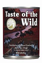 Taste of the Wild konzerva Southwest Canyon 375g