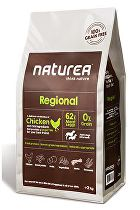 Naturea GF dog Regional - Adult all breeds 2kg