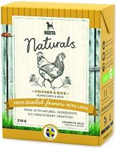 Bozita Dog Naturals Big Chicken Rice Kuře Tetrap. 370g