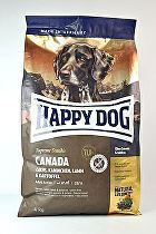 Happy Dog Supreme Sensible CANADA los,král,jehn 300g