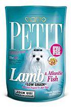 Petit Dry Adult Lamb&Atlantic Fish Low Grain 1,5kg