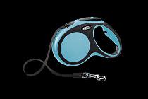 Vodítko flexi Comfort M pásek 5m/25kg modrá