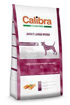 Calibra Dog GF Adult Large Breed Salmon 2kg NEW