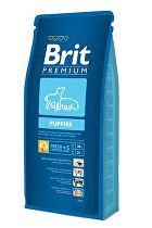 Brit Premium Dog Puppies 15kg