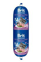 Brit Premium Cat by Nature Sausage Ch&T Sterilised180g