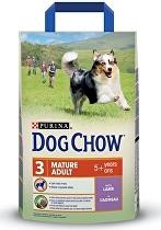 Purina Dog Chow Mature Adult Lamb&Rice 2,5kg