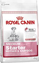 Royal canin Kom. Medium Starter 12kg
