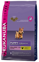 Eukanuba Dog Puppy&Junior Small 1kg