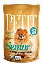 Petit Dry Senior Anti-Aging Factor Grain Free 300g