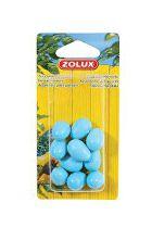 Falešná vejce kanárek 10ks modrá Zolux