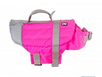Vesta plavací Hurtta Life Savior 40-80kg růžová
