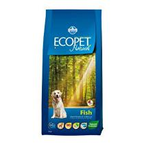Ecopet Natural Adult Fish Maxi 12kg