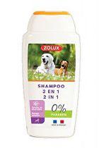Šampon 2 v 1 pro psy 250ml Zolux new