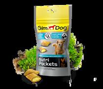 Gimdog Nutri pockets Agile 45g