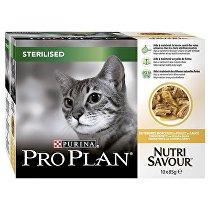 ProPlan Cat kaps. Steriliz. kuře 24x85g