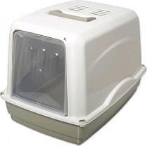 WC kočka Vicky kryté s filtrem, 54x39x39cm