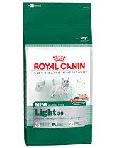 Royal canin Kom. Mini Light 8kg