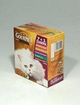 Gourmet Gold konz. kočka k.masa ExoticMulti 7x85g+1ksR