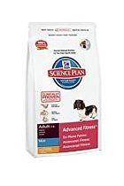 Hill's Canine Dry Adult Advanced Fitnes Mini 2,5 kg