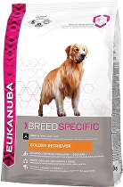 Eukanuba Dog Breed N. Golden Retriever 2,5kg