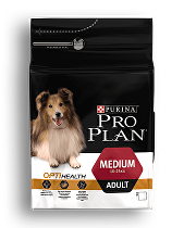 ProPlan Dog Adult Medium 3kg