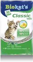 Podestýlka Biokat´s Classic Fresh 20L