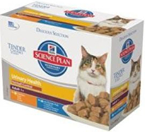 Hill's Feline kapsa Adult Urinary Hairball 12x85g