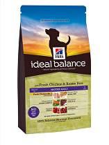 Hill's Canine Ideal B. Adult kuře a hnědá rýže 2kg