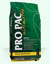 Pro Pac Ultimates Dog Mature Chicken&Brown Rice 12kg