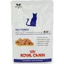 Royal Canin Vet. Cat Neut Adult Maintentenance 12x100g