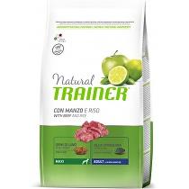 Trainer Natural Adult Maxi Hovězí Rýže 12kg