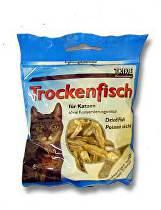 Rybičky sušené pro kočky 5-6cm 50g TR 1ks
