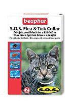 Beaphar Obojek antipar.kočka SOS adult 35cm 1ks