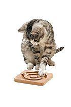 KARLIE Hračka kočka interakt. hra Round about 19x19