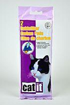 Cat It Design uhlíkový filtr pro toalety s krytem 2 ks