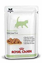 Royal Canin VD Feline Pediatric Growth 12x100g kaps