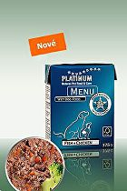 Platinum Menu Fisch+Chicken 385g