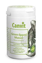 Canvit Natural Line Green-lipped Mussel plv 180g za 2 ks + canvit brewerś yeast 200g zdarma