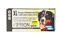 Fipron 402mg Spot-On Dog XL sol 1x4,02ml