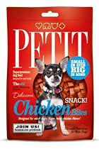 Petit Delicious Snack Chicken Bites 50g