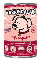 BARKING HEADS Fusspot konz. 400g new