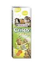 VL Tyčinky pro morčata/činčily Crispy Citrus 2x55g